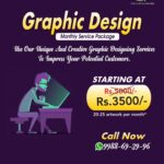 Graphics designing services in Chandigarh